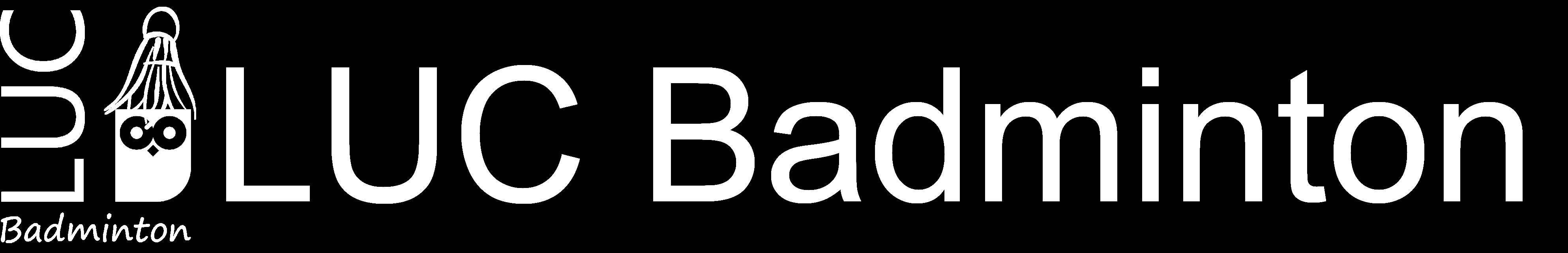 LUC Badminton